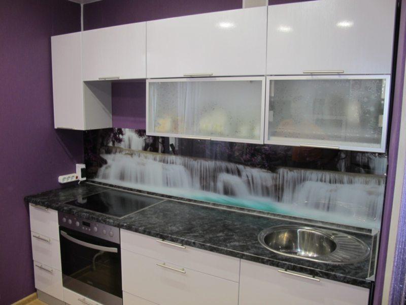 Фартук на кухне (45)