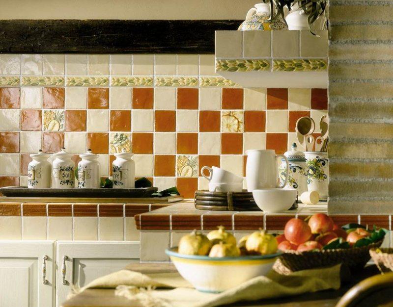 Фартук на кухне (47)