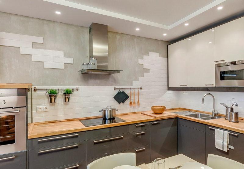 Фартук на кухне (49)