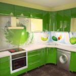 Фартук на кухне (6)