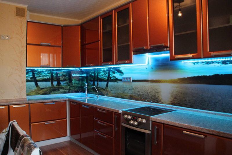Фартук на кухне (69)