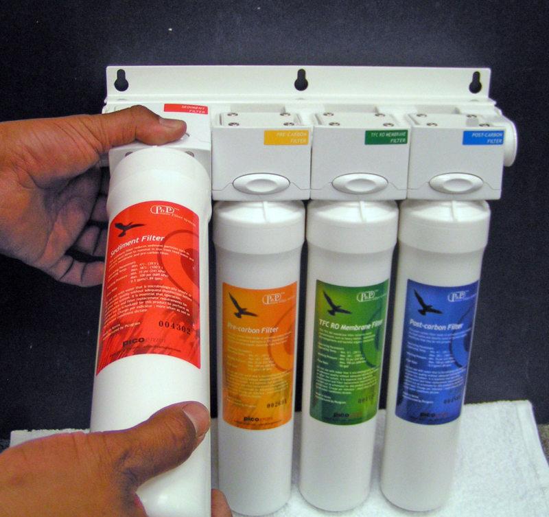 Фильтр для воды на кухню 99 (17)