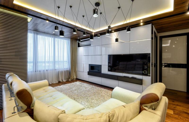 Гостиная 16 м2 (25)