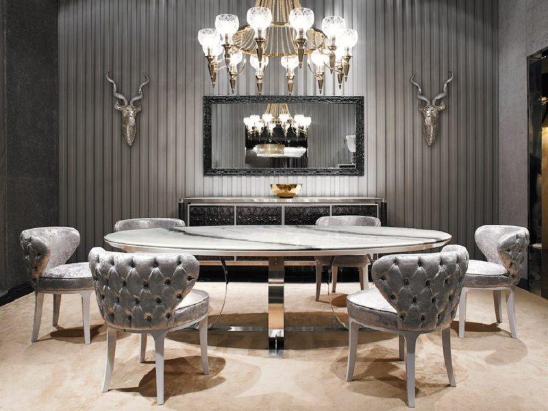 Гостиная в стиле модерн (10)
