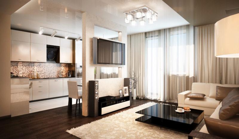 Как расставить мебель в гостиной (10)