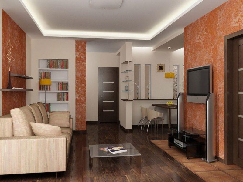 Как расставить мебель в гостиной (37)