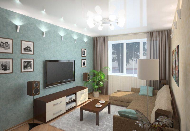 Как расставить мебель в гостиной (38)