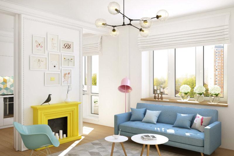 Как расставить мебель в гостиной (47)