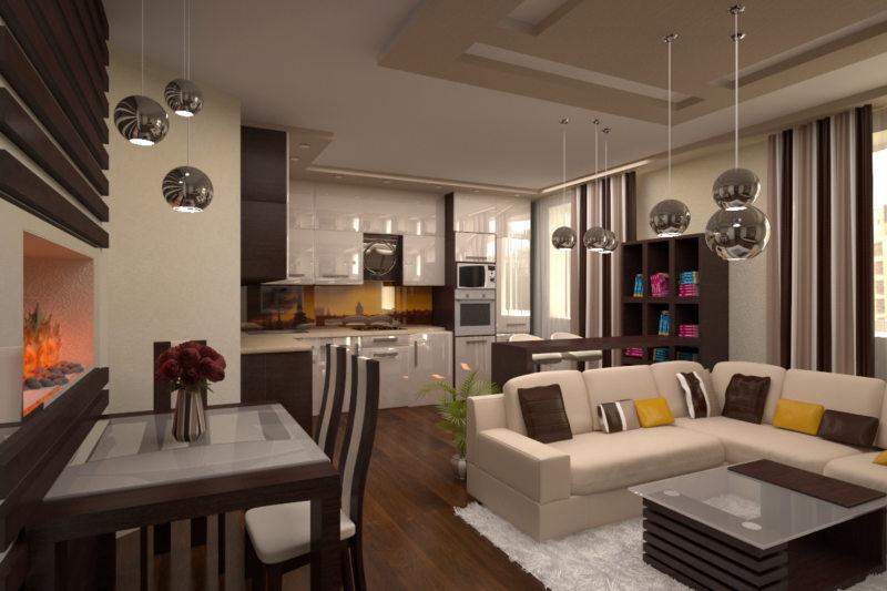 Как расставить мебель в гостиной (5)