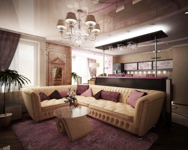 Как расставить мебель в гостиной (53)