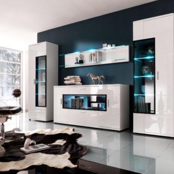 Как расставить мебель в гостиной — фото обзор лучших вариантов