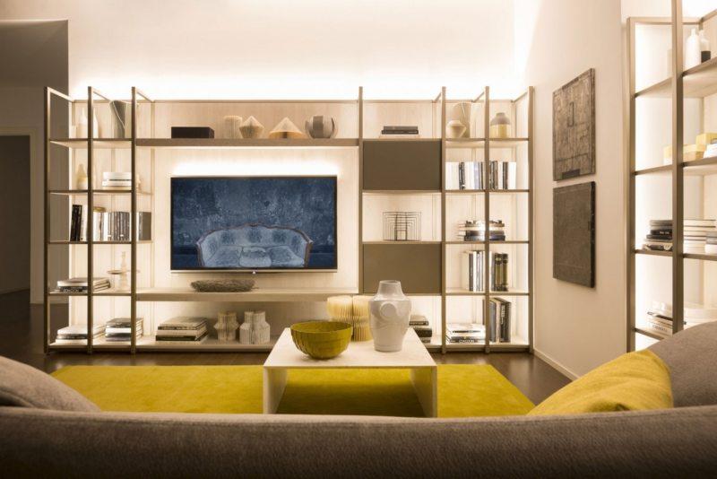Как расставить мебель в гостиной (60)