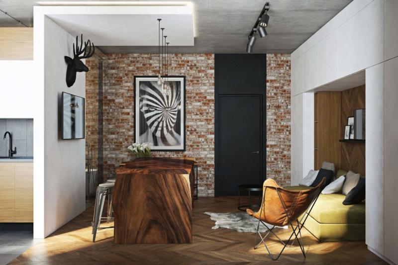 Как расставить мебель в гостиной (63)