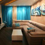 Как расставить мебель в гостиной (67)