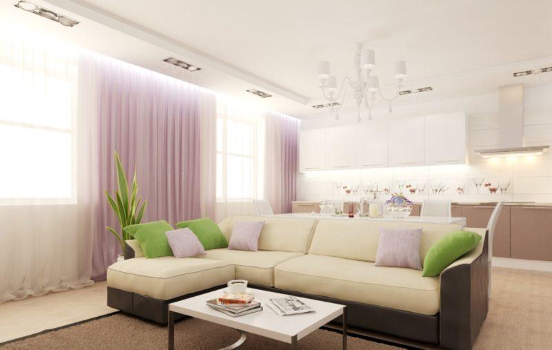 Как расставить мебель в гостиной (7)