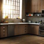 Kitchen with dishwasher (11)