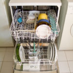 Kitchen with dishwasher (13)