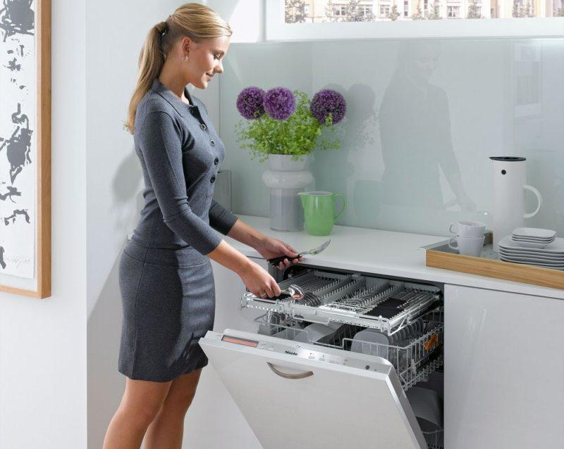 Kitchen with dishwasher (14)