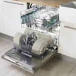 Kitchen with dishwasher (2)