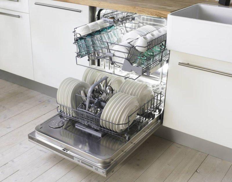 Kitchen with dishwasher 5 (2)