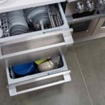 Kitchen with dishwasher (7)