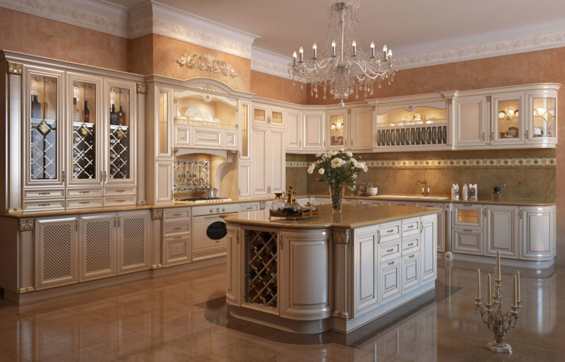 Kitchen with island 1 (4)