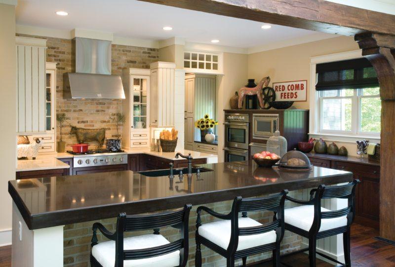 Kitchen with island (3)