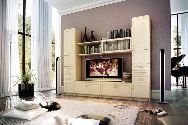 Корпусная мебель для гостиной (16)