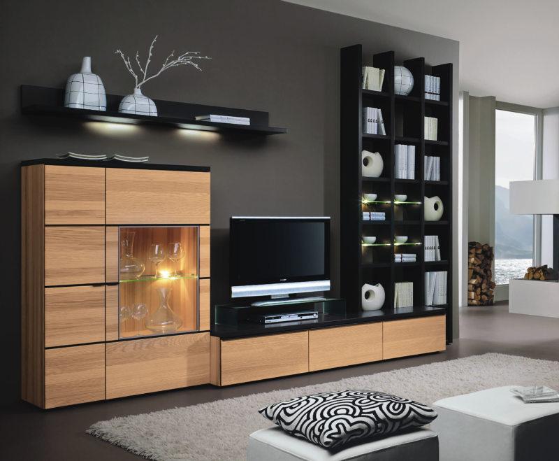 Корпусная мебель для гостиной (19)