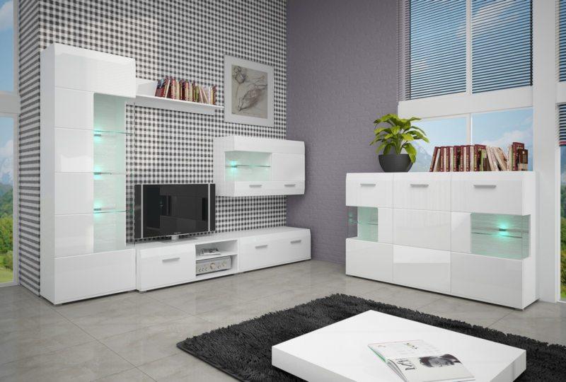 Корпусная мебель для гостиной (20)