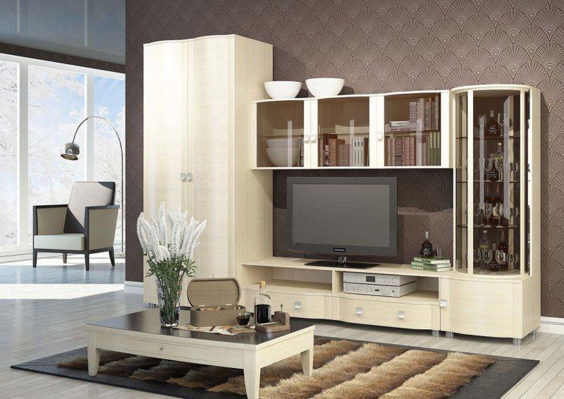 Корпусная мебель для гостиной (22)