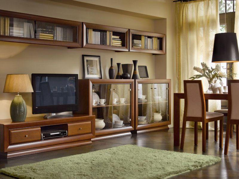 Корпусная мебель для гостиной (29)