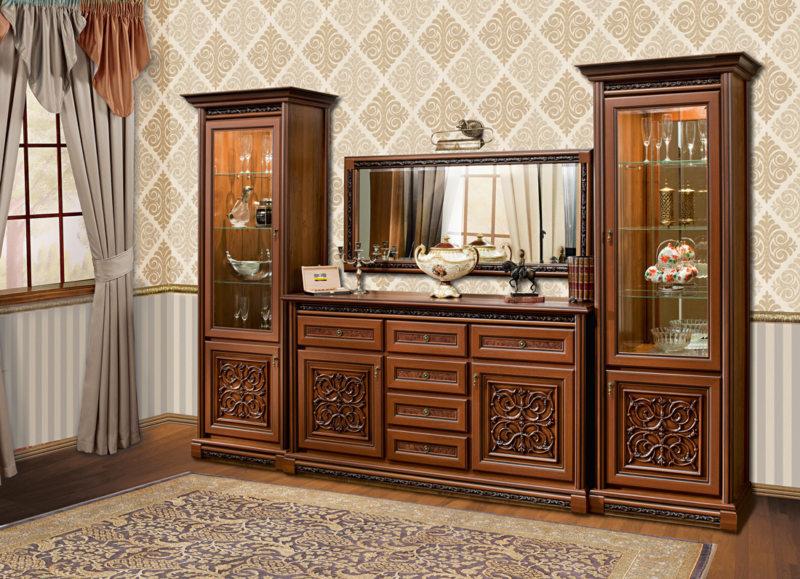 Корпусная мебель для гостиной (3)