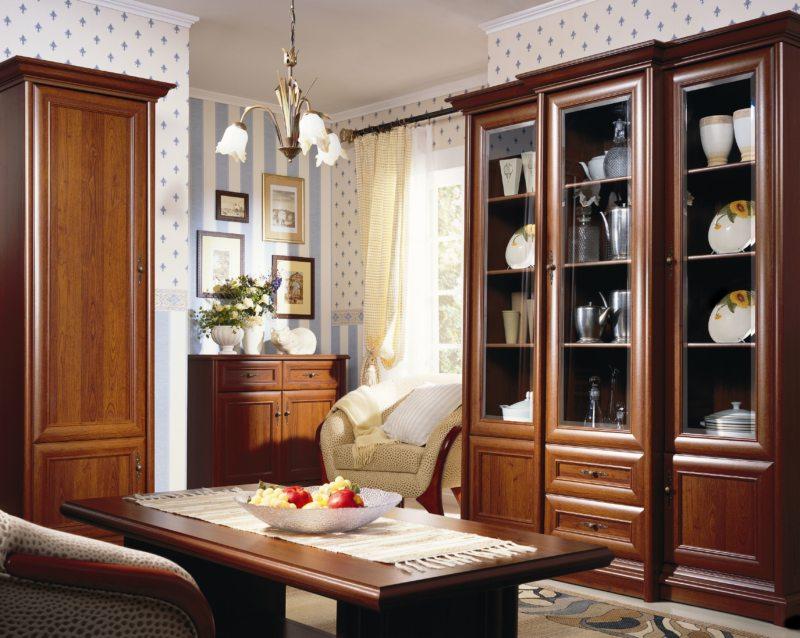 Корпусная мебель для гостиной (30)