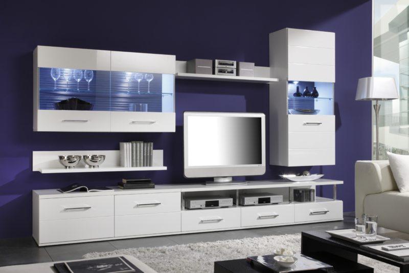 Корпусная мебель для гостиной (4)