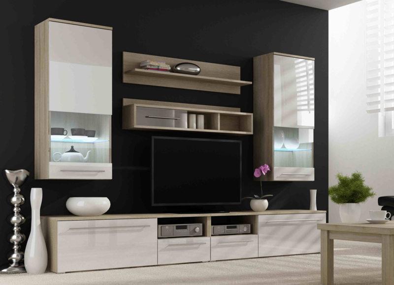Корпусная мебель для гостиной (8)