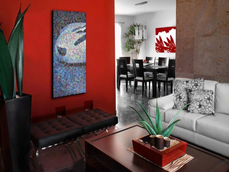 Красная гостиная (15)