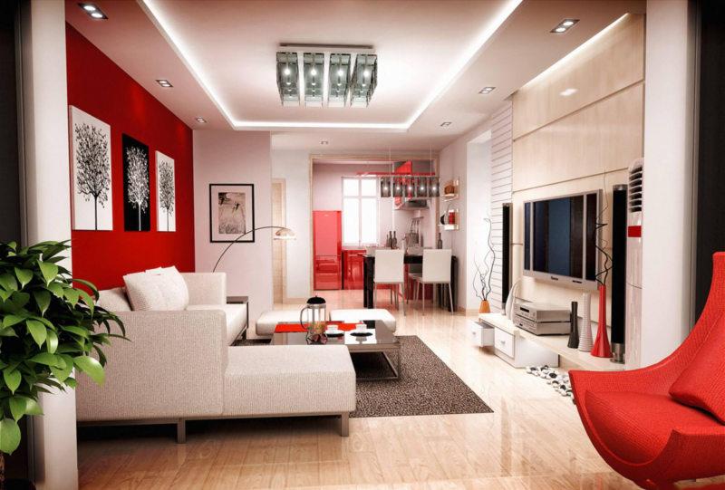 Красная гостиная (23)