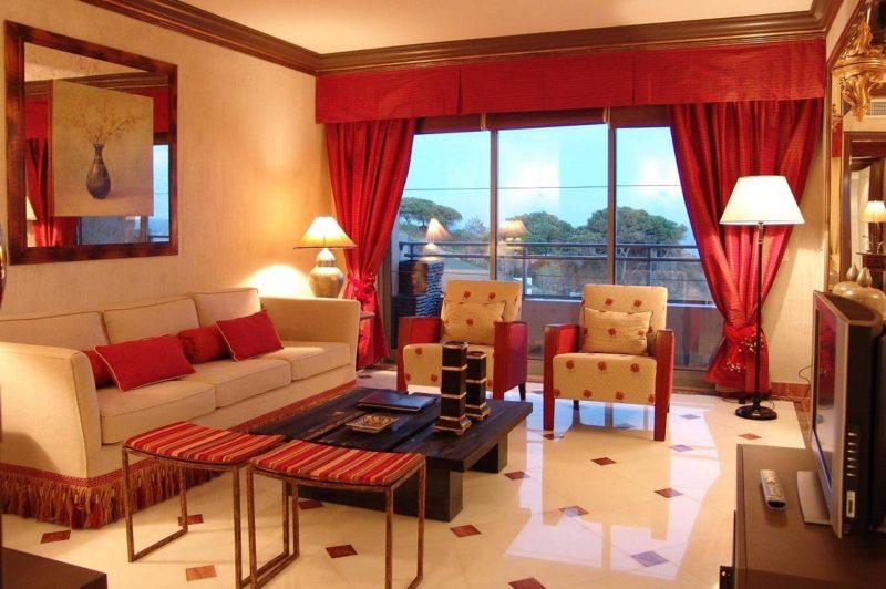 Красная гостиная (25)