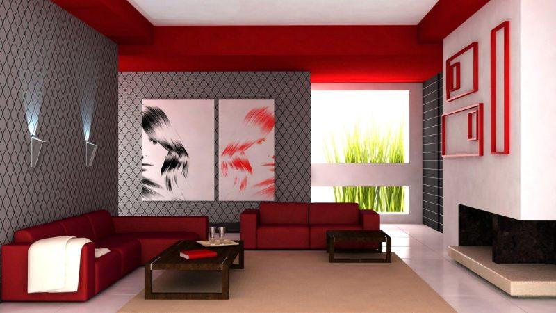Красная гостиная (40)