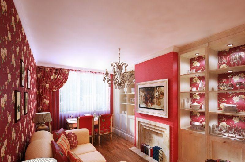 Красная гостиная (43)