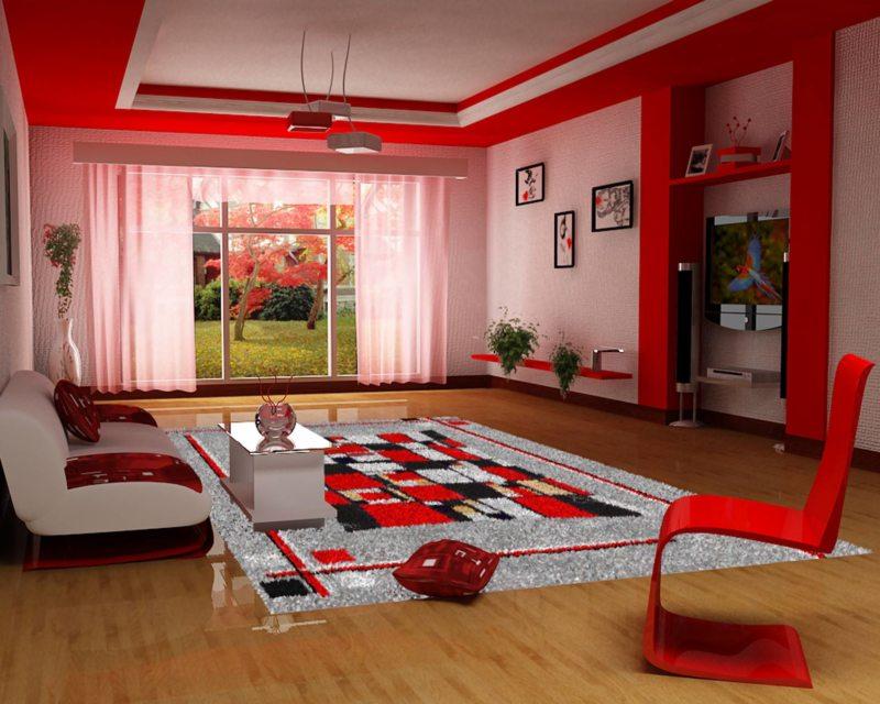 Красная гостиная (46)