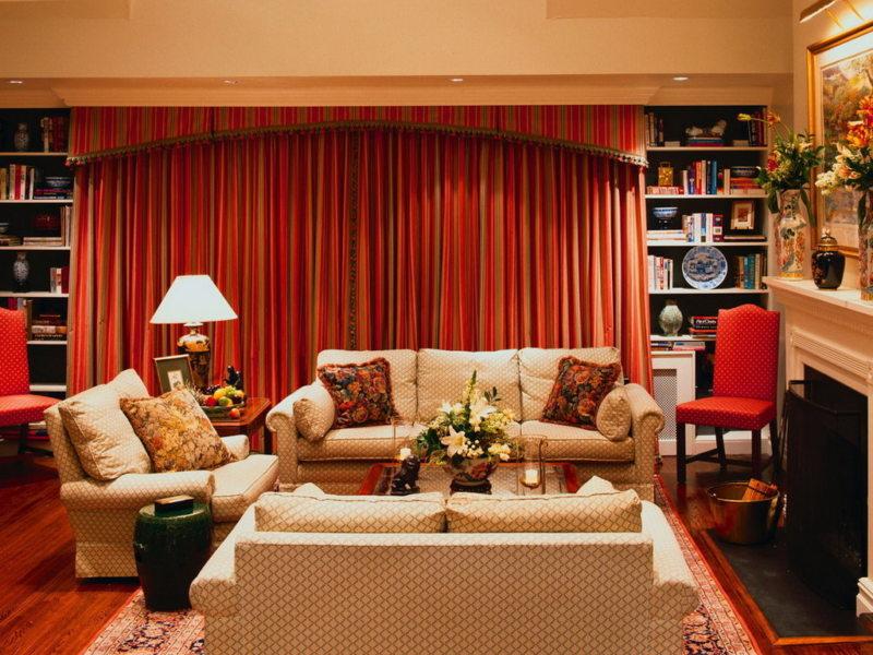 Красная гостиная (5)