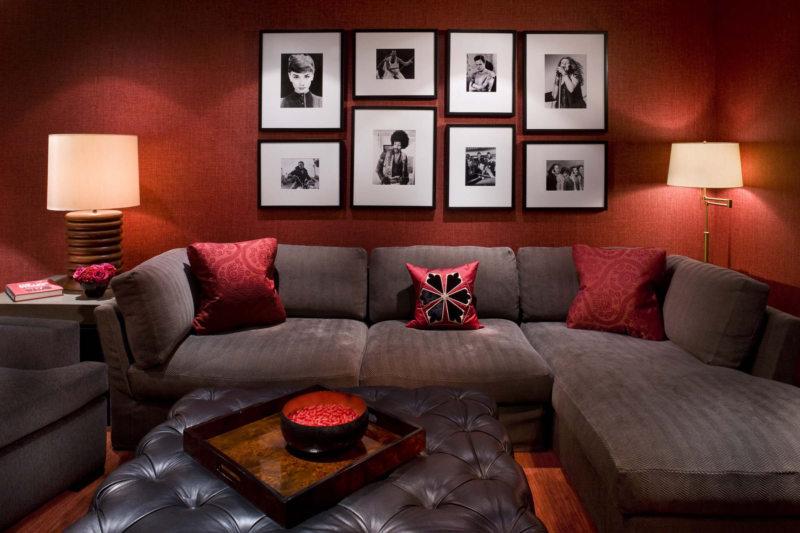 Красная гостиная (50)
