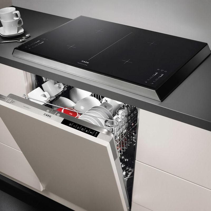 Кухня с посудомоечной машиной 5 (11)