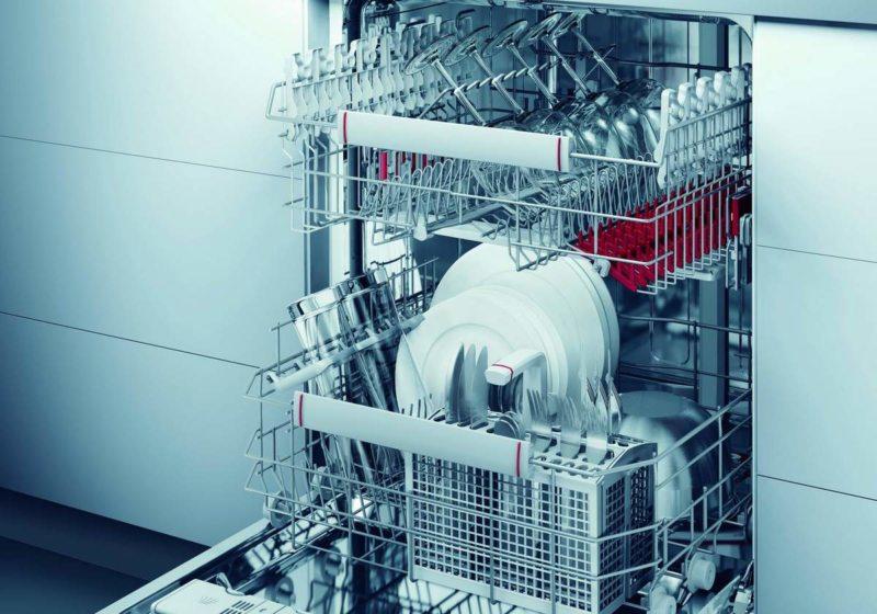 Кухня с посудомоечной машиной (6)