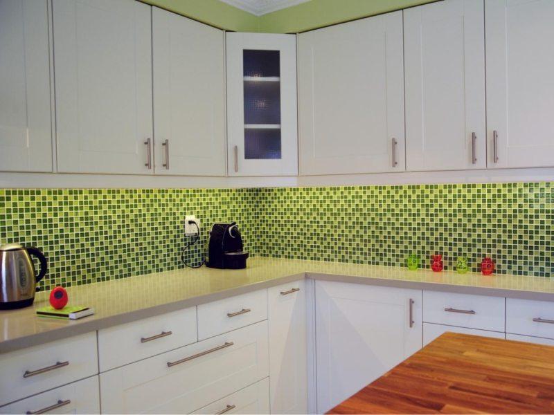 light green kitchen colors Flatware Kitchen Appliances