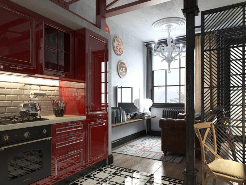 Кухня столовая (8)