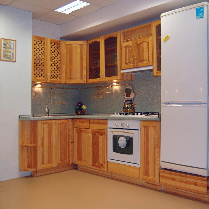 Кухня в готическом стиле (13)