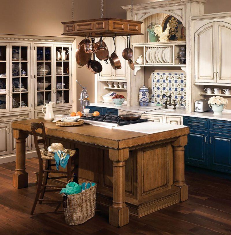 Кухня в готическом стиле (14)
